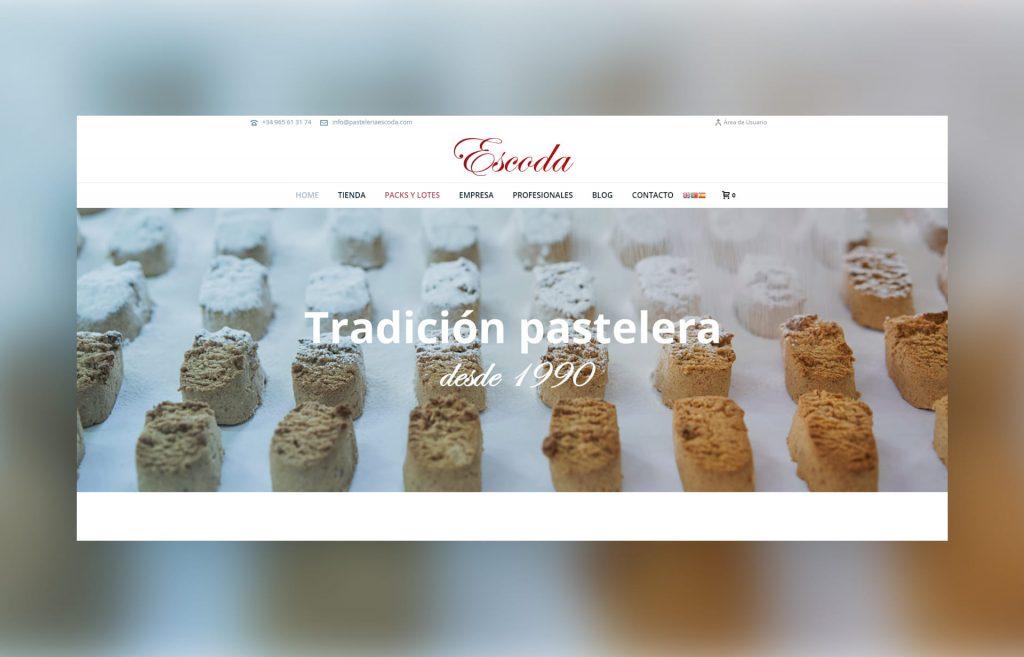 Pastelería Escoda